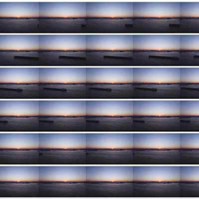 60 Bilder / Ein Augenblick